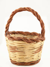 Panaro (traditional Sicilian basket) - Putia