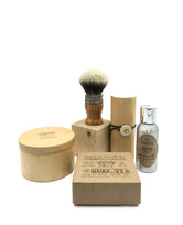 "Per LUI - ""Black Beard"" (manna luxury set da barba) - Saponificio Varesino"