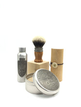 "Per LUI: ""Black Beard"" (opuntia luxury set da barba) - Saponificio Varesino"