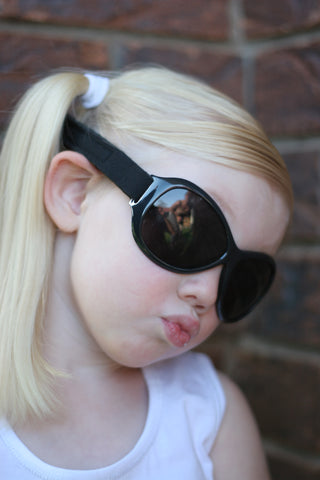 Retro Banz® Wrap Around Sunglasses