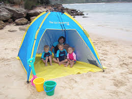 UV Beach Tents