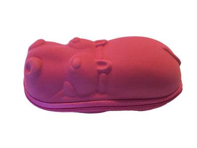 Zippered Sunglasses Case