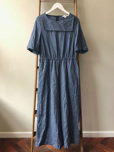 Irish Linen Jumpsuit