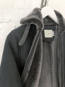 Toscana Sheepskin Aviator Jacket