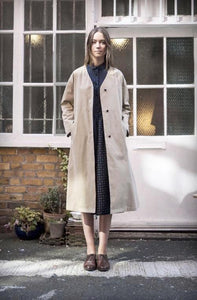 Colenimo Classic Wide Trench Coat