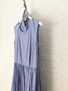 Stripe Cotton Summer Dress