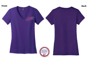 Red Hat Society - Left Chest Logo