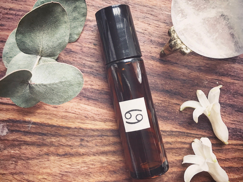 Cancer Anointing Oil // The Triple Goddess