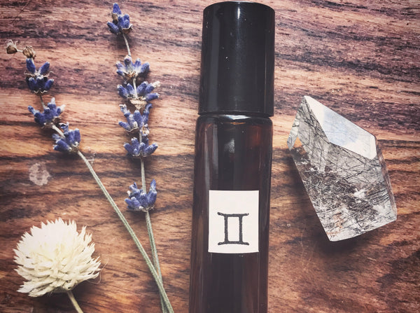 Gemini Anointing Oil  // The Spiritual Ally