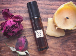 Taurus Anointing Oil // The Sensual Lover