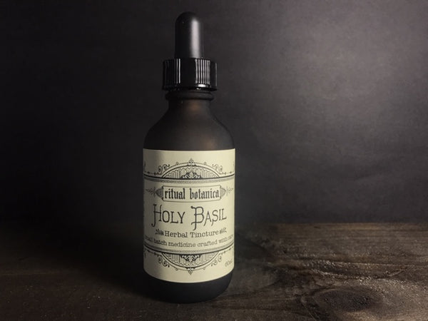 Holy Basil // tincture