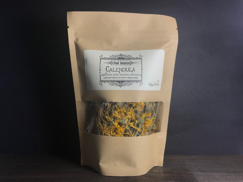 Calendula // dried herb