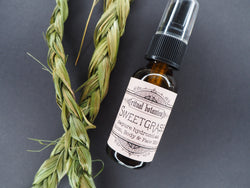 Sweetgrass Spray