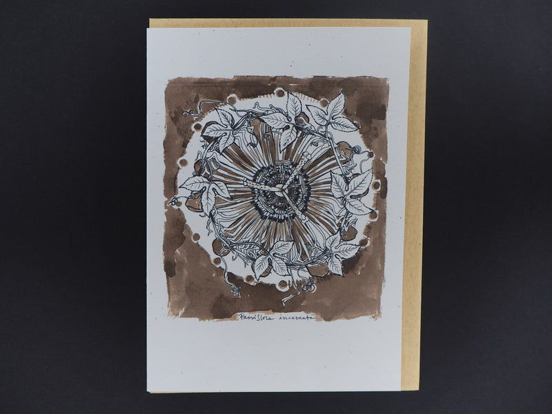 Medicinal Mandala // greeting cards