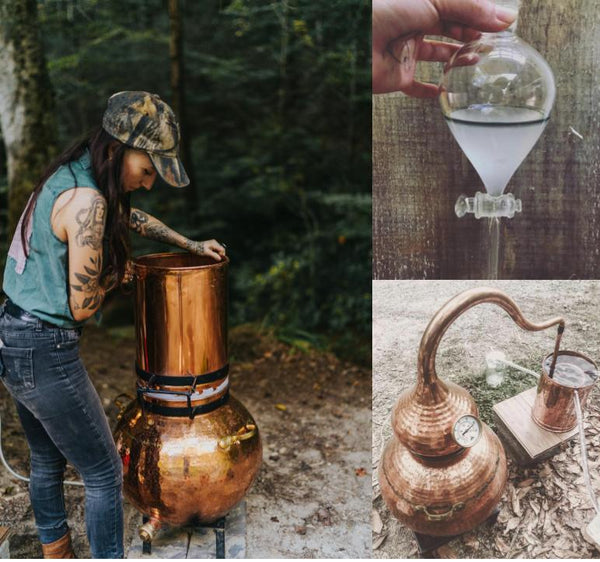 Sow Exotic Distilling Workshop