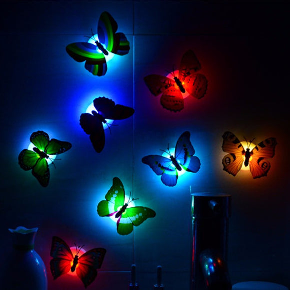 LED Light Up Butterflies [MAKE A STATEMENT]