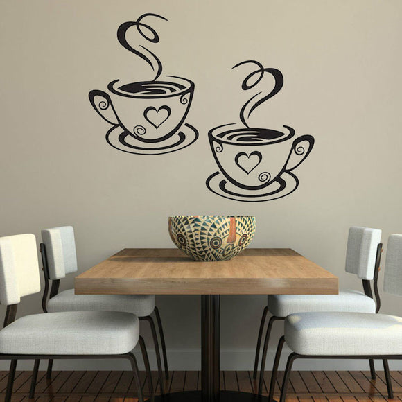 Couples Coffee Wall Decor [SETTING THE MOOD]