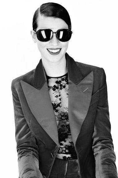 Tom Ford <br> A/W 2011 satin tuxedo jacket