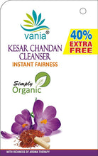 Load image into Gallery viewer, Vania Kesar Chandan Cleanser 25 Gm ( A Set of 6 Pcs )