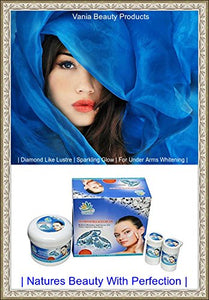 Vania Diamond Bleach Cream 250 Gm