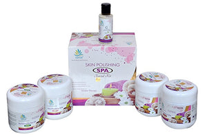 Vania Skin Polishing Spa Facial Kit 2000 Gm plus 100 Ml