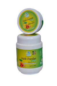 VANIA HALDI CHANDAN HERBAL BLEACH CREAM  1000 GM