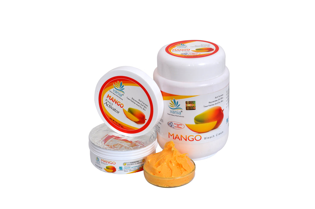 Vania Mango Bleach Fairness Cream