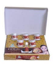 Load image into Gallery viewer, Vania Gold Facial Kit & Gold Bleach Cream