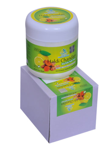Vania Haldi Chandan Body Butter Herbal Cream 500 Gm
