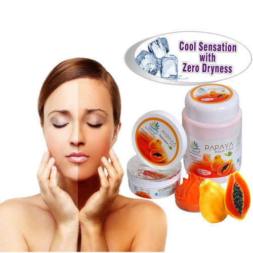 Vania Papaya Bleach Cream 1000 Gm