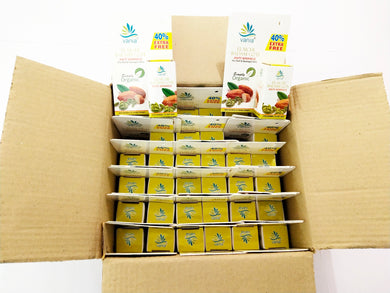 Combo of  36 pieces of vania elaichi Badam Goti 35 Gram. (25 Gm + 10 Gm FREE inside MRP Rs65*36=2340 )