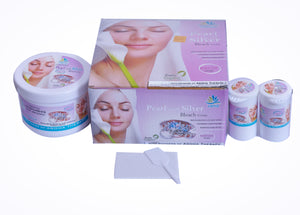 Vania Pearl with Silver Bleach Fairness Cream
