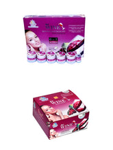 Load image into Gallery viewer, Vania Red Wine Facial Kit & Bleach Cream