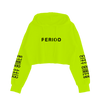 Period Neon Cropped Hoodie + Digital Album