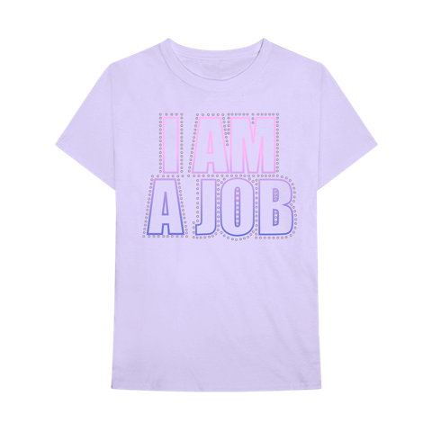 I AM JOB T-SHIRT + DIGITAL MIXTAPE