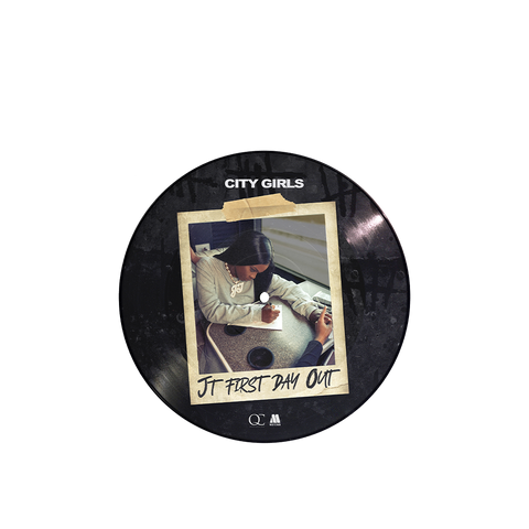 "JT FIRST DAY OUT 7"" VINYL + DIGITAL SINGLE"