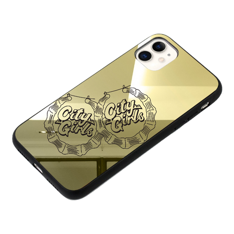 GOLD CITY GIRLS IPHONE 11 CASE + DIGITAL MIXTAPE