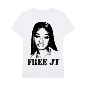 Free JT White T-Shirt + Digital Album