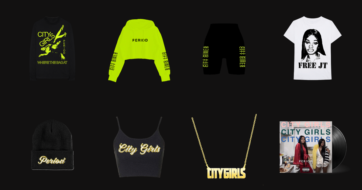 d81a7da7b63c City Girls Official Store