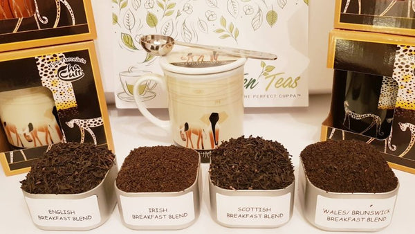 British Breakfast Tea Gift Set