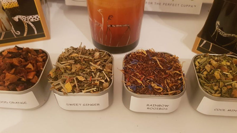 No Caffeine Tea Gift Set
