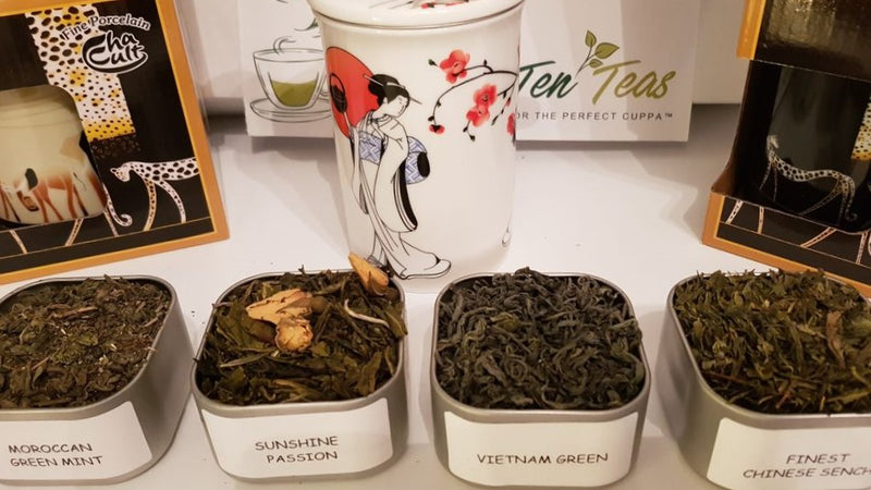 Going Green Tea Gift Set