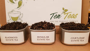 Single Estate Tea Box