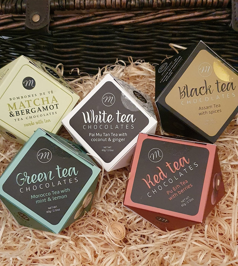 Christmas Edition Ten Teas Gift Set - Limited Edition