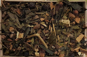 Green Chai - Ten-Teas Loose Leaf Tea