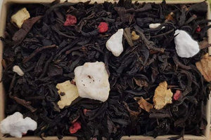 Yuzu loves Rasberry - Loose Leaf Tea Subscription Boxes