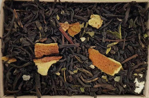 Orange with Zest - Loose Leaf Tea Subscription Boxes