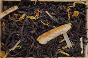 Lemony Ginger - Loose Leaf Tea Subscription Boxes