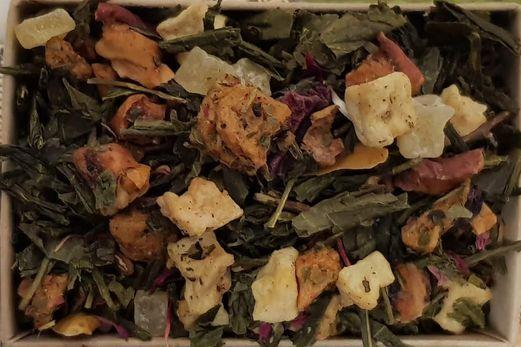 Pink Tropics - Loose Leaf Tea Subscription Boxes