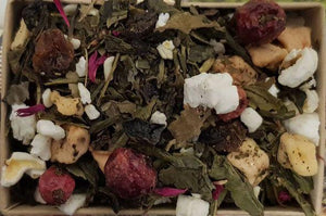Amarena Cherry Yoghurt - Ten-Teas Loose Leaf Tea